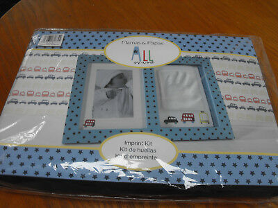 Mamas & Papas Babies Hand Imprint Kit With Frame  / NEW, UNOPENED