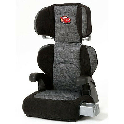Disney Pronto Cars Belt Positioning Booster Seat With Removable Back!!