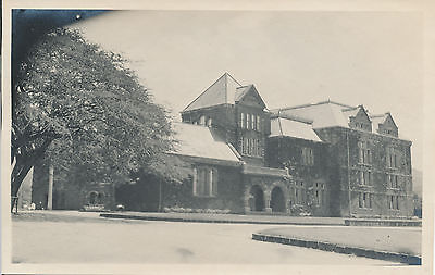 1916 Bishop Museum Hawaii 4x6 Photo
