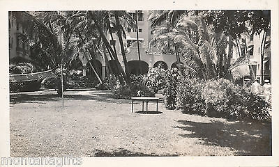 WWII 1943 Royal Hawaiian Hotel  Hawaii Photo