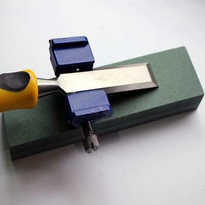 New Honing Guide Stone Sharpening On Stone Holder Jig Woodwork Tool CB