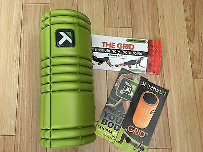 Trigger Point The Grid foam roller - used only twice!