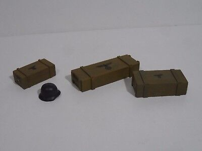 1/16 Scale R/c Tank Accessories/stowage (Resin)