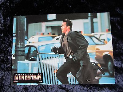 End Of Days  Lobby Card # 1 - Arnold Schwarzengger