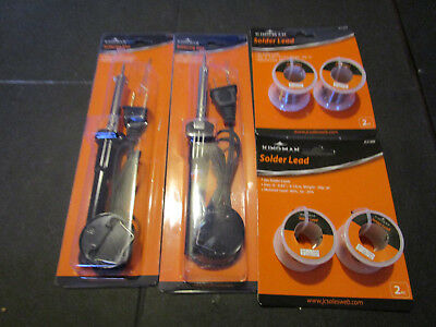 Soldering Irons 2 Count Solder Lead 2-2 Packs