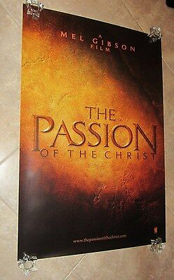 Passion Of The Christ movie poster - Jim Caviezel poster 27 x 40 inches (A)