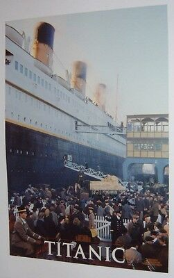 Titanic poster - lobby card poster print # 4