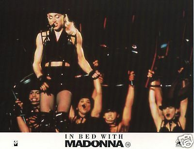 In Bed With Madonna lobby cards - Madonna , Truth Or Dare lobby cards