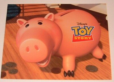Toy Story movie poster print - Ham - 11 x 14 inches