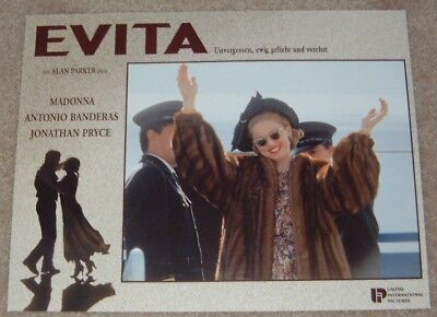 Evita movie poster print # 4 - Madonna poster - 11 x 14 inches