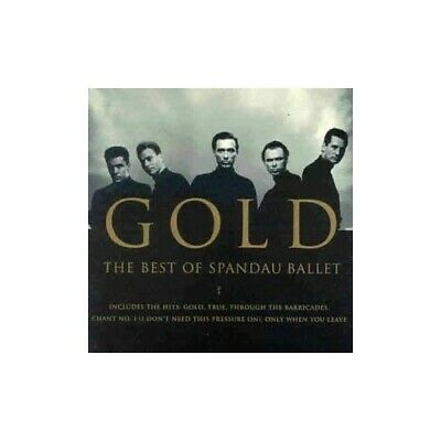 Gold : The Best of Spandau Ballet -  CD TTVG The Cheap Fast Free Post The Cheap