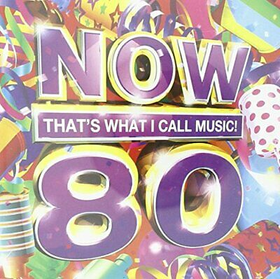 Various Artists - Now That's What I Call Music! 80 - Various Artists CD L8VG The
