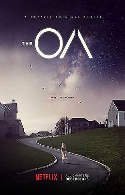 The OA poster  -  11 x 17 inches - Science Fiction