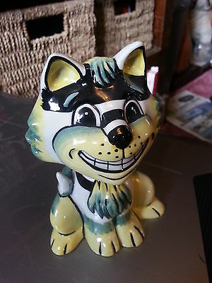 Lorna Bailey Cat called FLAME Excellent Condition FREE P&P