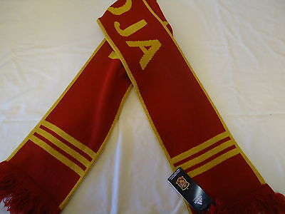 Spain  Official Licensed Adidas Scarf New