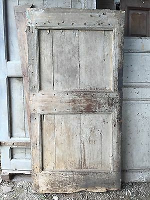 porta antica chiodata rustica  antiques door
