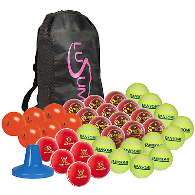 Readers Cricket Coaching Pack Available in Youth and Mens