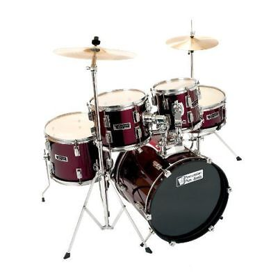 Sonix - Drum kit junior (Import Royaume Uni) - - [PP923/RD] [Rouge] NEUF