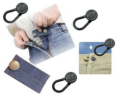 5 Pant Button Waist Expander Button - Ideal for Women and Men  Save