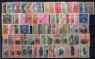 P39386 / Cie De Mozambique / Lot 1892 - 1931 Oblitere / Used