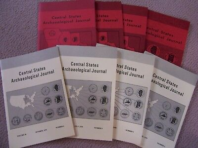 8 Journal Publications Of The Central States Archaeological Society
