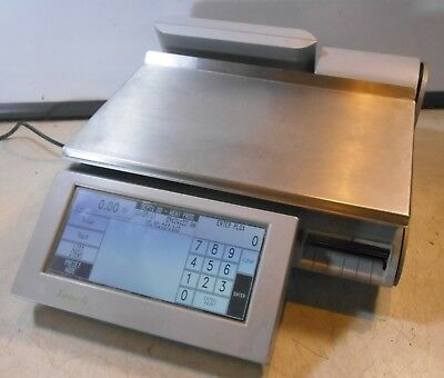 Mettler Toledo Smart Touch Scale UC-ST Deli Scale & label Printer UCST