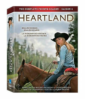 Heartland: The Complete Fourth Season Canadian Version