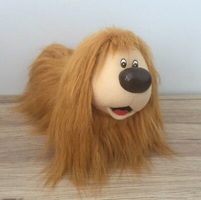 "The Magic Roundabout - Dougal - 11"" Plush Soft Toy - Vivid - Vgc"