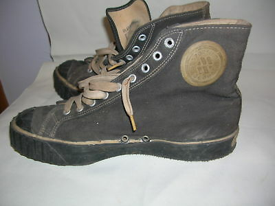 Prostar Sporting goods high top tennis shoes sneakers basketball vintage