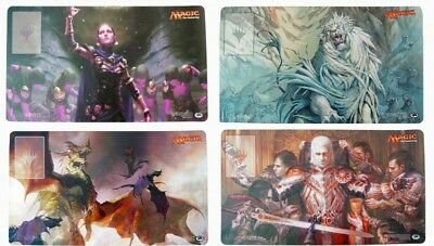 Commander 2017 Magic the Gathering MtG Playmat - verschiedene Motive -