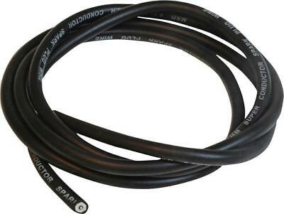MSD Bulk Super Conductor 8.5mm Spark Plug Wire 25' Black