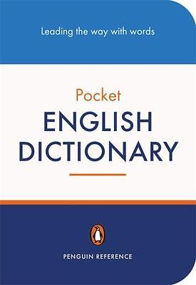 The Penguin Pocket English Dictionary (Penguin Reference) (Mass Market Paperbac.