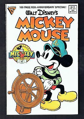 Walt Disney's Mickey Mouse 100 Page Special Gladstone Comics 1989 VF Carl Barks