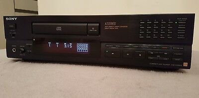 Superb Sony CDP-X339ES Audiophile High End CD Player. Made in Japan 99p nr