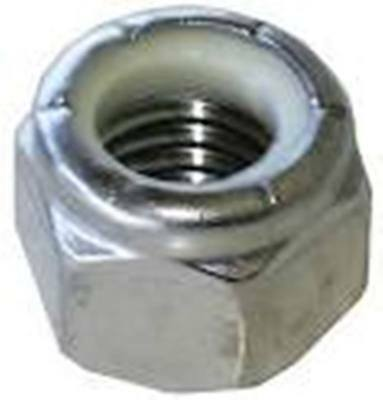 Stainless Steel Nylon Insert Lock Nut NC 5/8-11 QTY-5 FREE SHIPPING