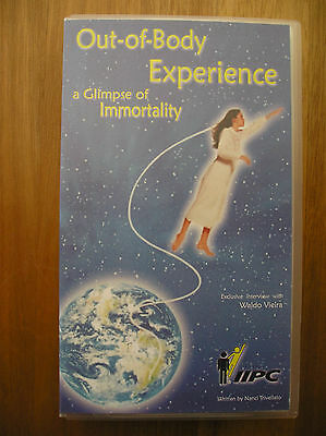 Out-of-Body Experience - A Glimpse of Immortality, Ultra-Rare PAL VHS tape