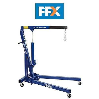 DRAPER 02610 1 Tonne Folding Engine Crane