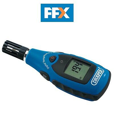 DRAPER 50997 Digital Temperature and Humidity Meter
