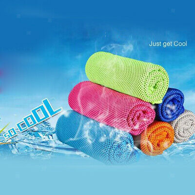 Instant Cooling Towel Gym Towels Ice Cold Towel Golf Sports