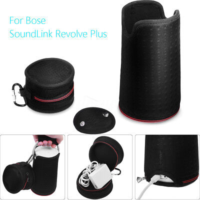 bose soundlink revolve plus with built in speakerphone black picclick uk. Black Bedroom Furniture Sets. Home Design Ideas