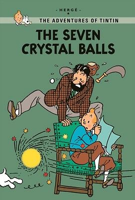 The Seven Crystal Balls (Tintin Young Readers Series) (Paperback). 9781405275248