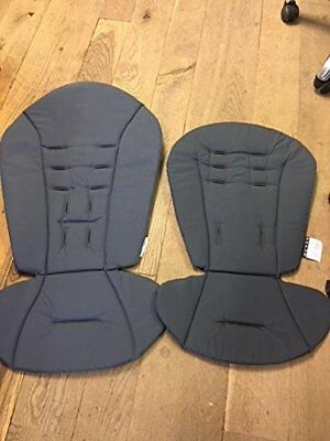 Phil & Teds Main & Double Seat Liner Set - Graphite