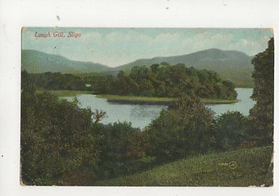 Lough Gill Sligo Ireland Vintage Postcard 194b