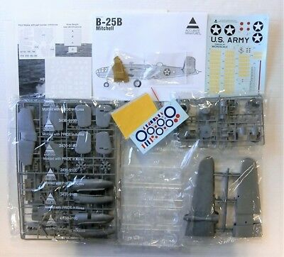Accurate Miniatures 1/48 3430 B-25B Mitchell Doolittle - Unboxed Kit