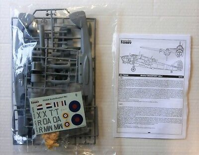 Special Hobby 1/72 72026 Bristol Beaufort Mk.i - Unboxed Kit