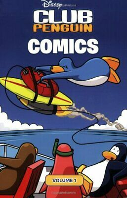 Disney Club Penguin Comics, Volume 1 by Penguin Group USA Book The Cheap Fast