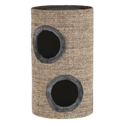 TRIXIE Cat Tower Adrian - Anthracite - Pour chat