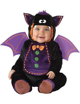 Child Baby Bat Toddler Boys Girls Halloween Outfit Fancy Dress Costume