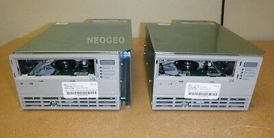 LOT OF 2 HP FC LTO 4 Tape Drive for ESL-E Library-LC-UFBQC-HP, 447791-001-LTO4