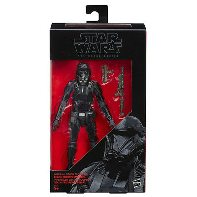 "Star Wars Imperial Death Trooper The Black Series 6"" Hasbro Action Figure"